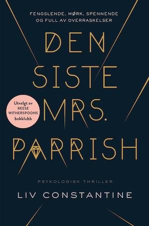 Den siste Mrs. Parrish book image